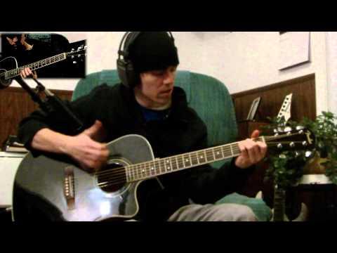 Naruto Shippuden Opening 10 Tacica -- Newsong (Guitar Cover)