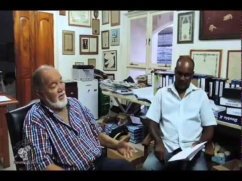 ANNOU KOZE…Saga of a Small Nation with Sir James Mancham(Part 1)