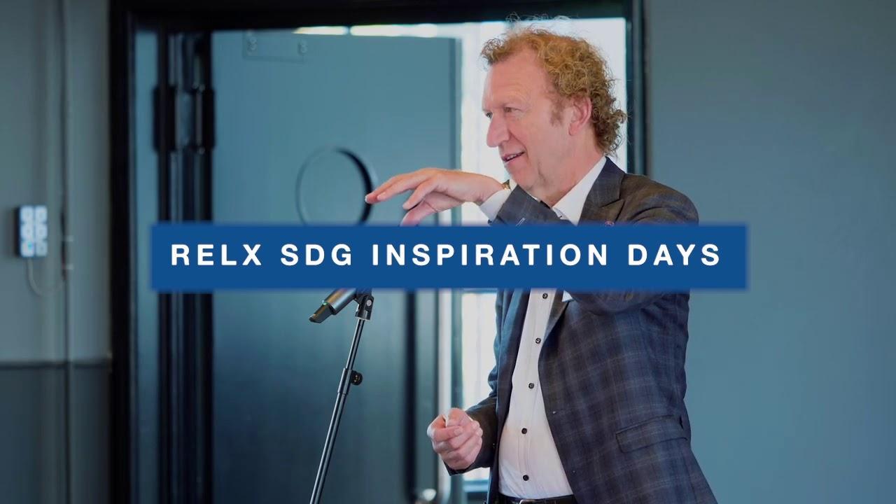RELX SDG Inspiration Day Delhi | Sustainable Development