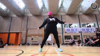 "PARRIS GOEBEL // ""You Can Do It"" - Ice Cube (Choreography) / HDI Dance Camp"