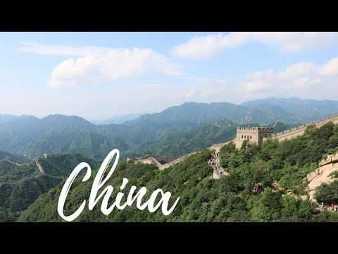 China| Travel Vlog