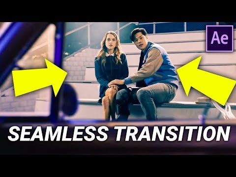 INSANE TRANSITION In After Effects (13 Reasons Why)