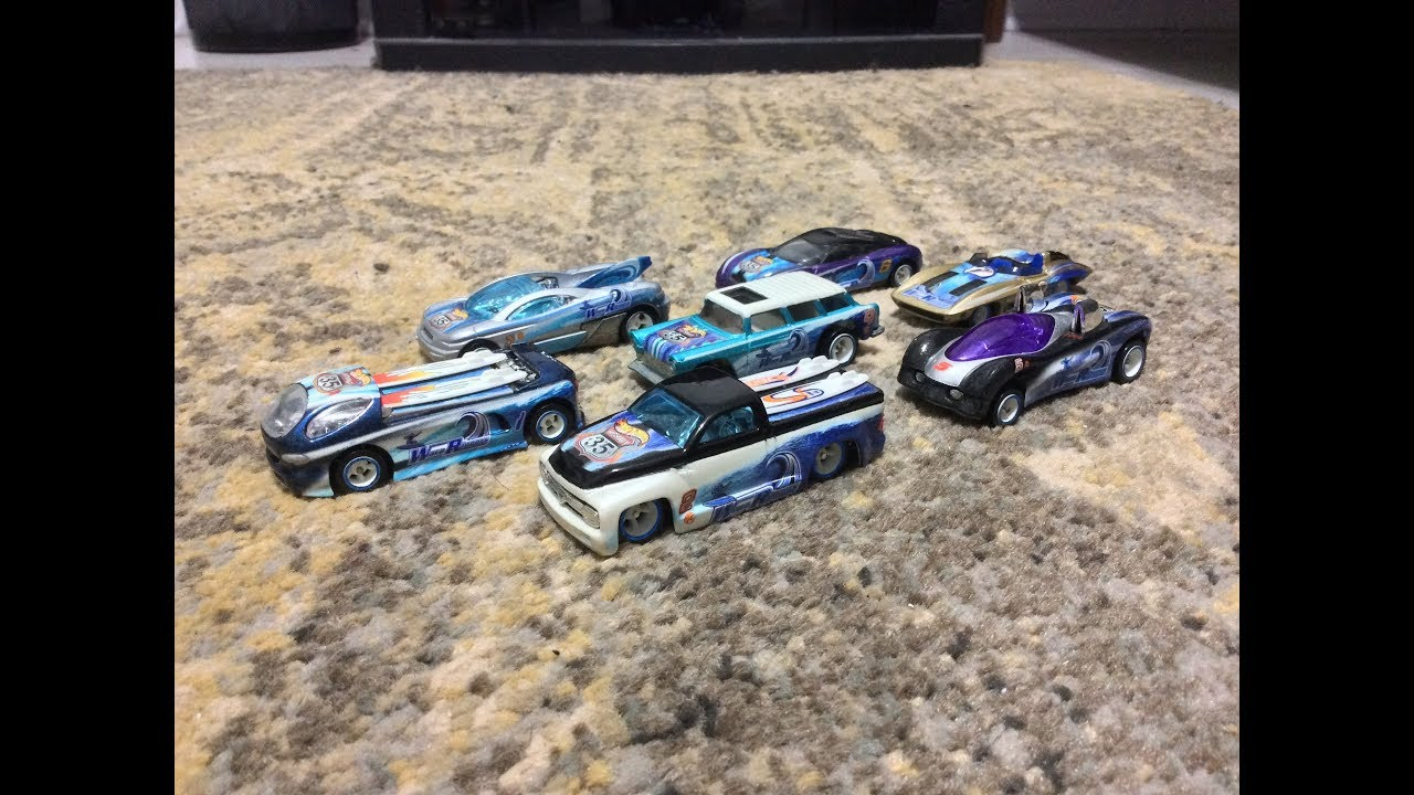 Hot Wheels: Highway 35 World Race - Wave Rippers COMPLETE ...  Hot Wheels: Hig...