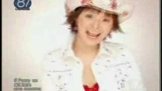 長澤奈央のデビュー曲 2003年6月25日発売、キングレコード.