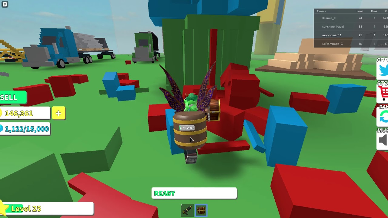 Roblox Destruction Simulator BOOM! - YouTube