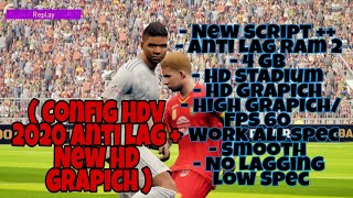 How to fix lag pes 2019