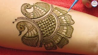 New Arabic Heena Designs 2019 | Latest Arabic Mehndi Designs