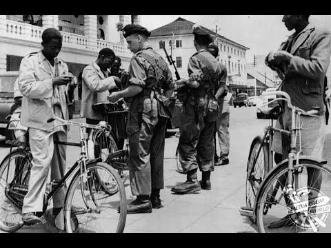 Kenyan History: The Empire Strikes Back [1952 - 1960]