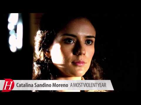Entrevista a Catalina Sandino Moreno por A MOST VIOLENT YEAR