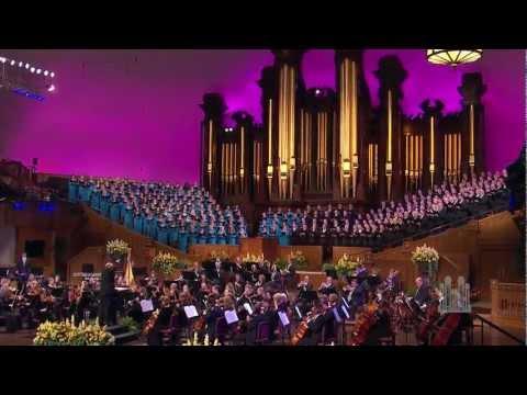 O Praise Ye the Lord - Mormon Tabernacle Choir