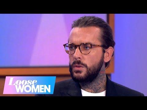 TOWIE's Pete Wicks Speaks Out About Male Mental Health | Loose Women