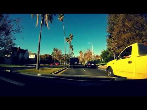 Au pair in USA - Road Trip Los Angeles Gopro