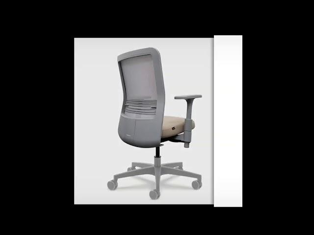 Cadeira giratória TECTON - FLEXFORM
