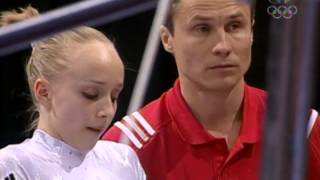 Nastia Liukin - Uneven Bars - 2005 American Cup