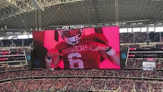Bob Stoops video intro of OU Football at Big XII Championship