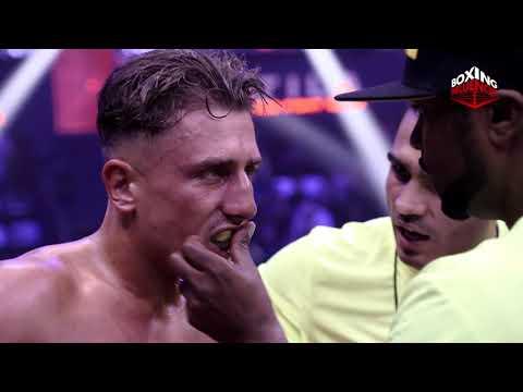 HELE GEVECHT. Harry Snijders vs Danicio Codfried. Boxing Influencers 2