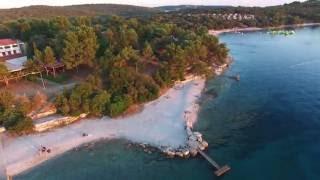 Croatia Istra , Brioni Islands and Brioni Camping 4K Flight