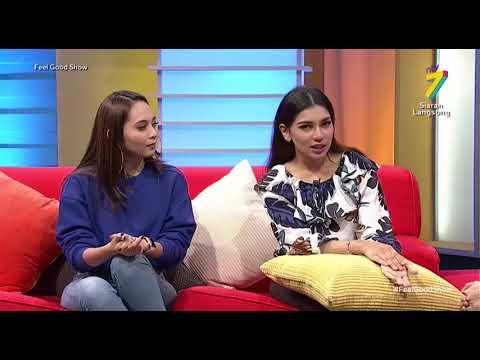 Elisya Sandha & Riena Diana Minat Artis Mana?   Feel Good Show (2018)   Episod 15