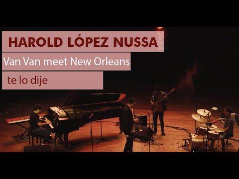 """Harold Lopez Nussa """"Van Van meets New Orleans"""""""