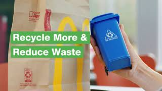 McDonald's: Using our Scale For Good to take Climate Action