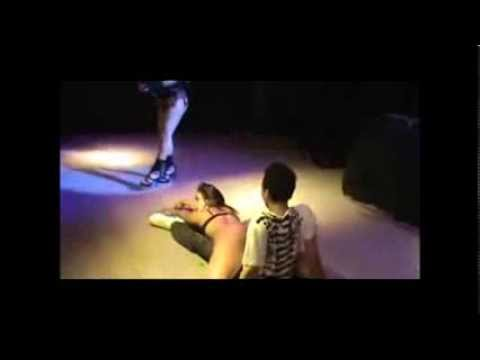 Bellydance Hafla - Nataly Hay She is insane ! Subscribe !!! from YouTube · Duration:  4 minutes 45 seconds