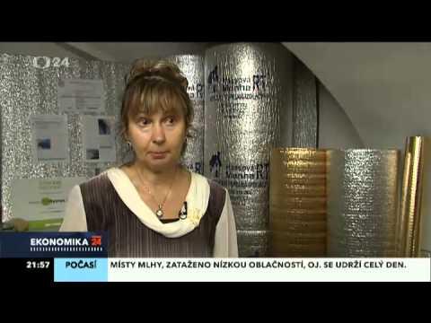 Marie Haasová: Živnostník roku Plzeňského kraje 2012
