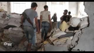 الفصائل في الغوطة الشرقية تصد هجوم النظام على جبهة عين ترما