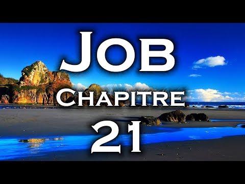 Job 21 - (Version Louis Segond Révisée - Colombe - 1978)