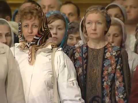 Divine Liturgy in ancient Russian hymnody   Божественная Литургия древнерусских распевов