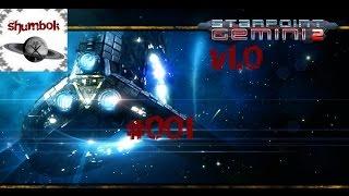 """Let's Play Starpoint Gemini 2 v1.0 #001 """"Die Bürden der Väter""""  German"""