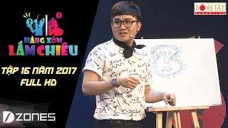 Hàng Xóm Lắm Chiêu Mùa 04 | Tập #16 Full:Tiko, Ngọc Xuyên, Duy Khương, Dương Thanh Vàng (09/10/2017)