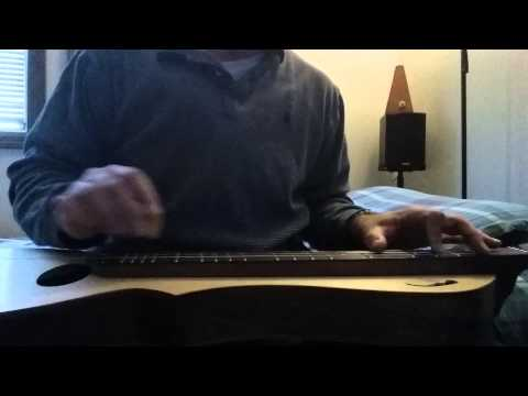 Skye Boat Song (aka Over the Sea to Skye) - fretted dulcimer