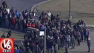 Rally Against NRI Srinivas Kuchibhotla Murder In Kansas City   V6 USA NRI News