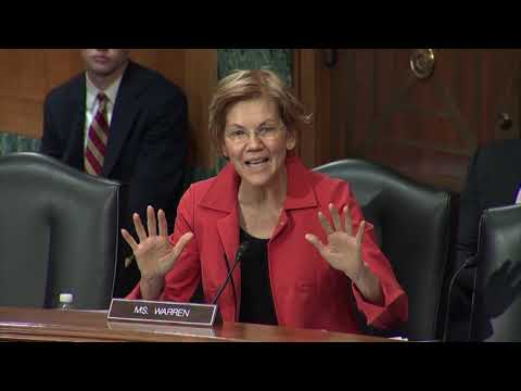 Warren Presses SEC Chairman to Adopt Uniform Fiduciary Standard for Investment Advisers and Brokers