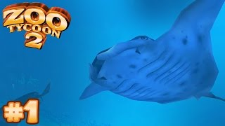 MANTAS AND DINOSAURS | Zoo Tycoon 2 Let