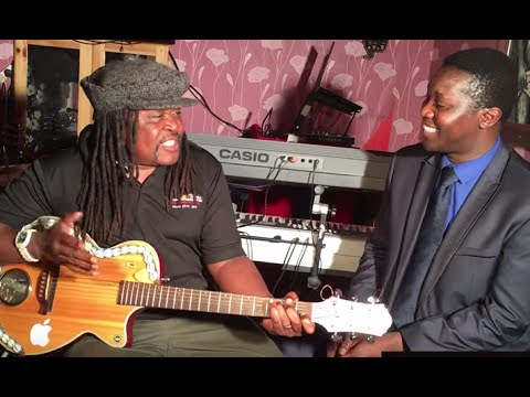 Singer and comedian Steve Makoni on Nehanda TV