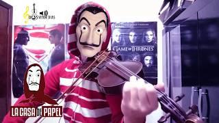 La Casa de Papel| My Life Is Going On - Cecilia Krull (Violin Cover)