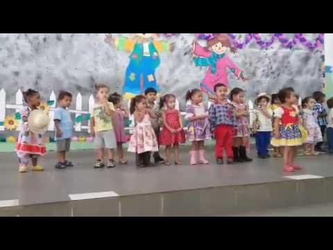 apresentação festa junina maternal i \