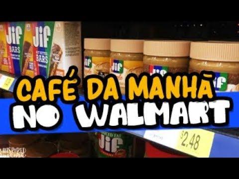 CAFÉ DA MANHÃ no WALMART