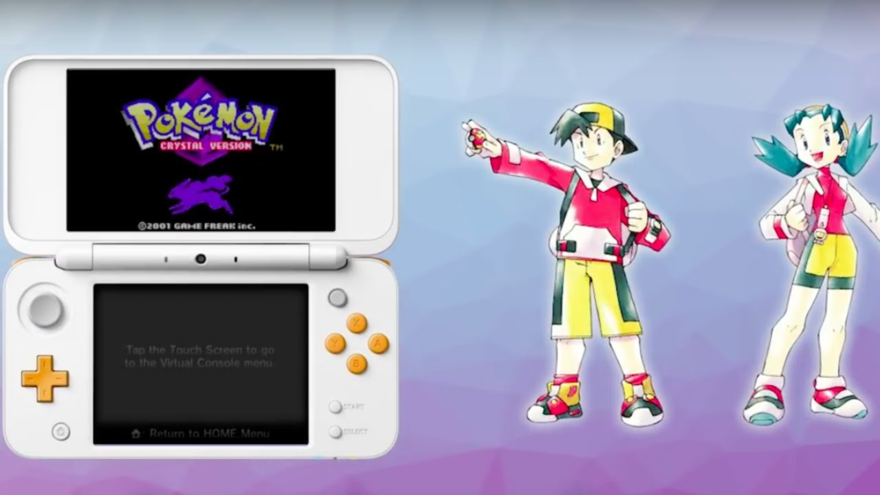 how to make pokemon red in color on 3ds