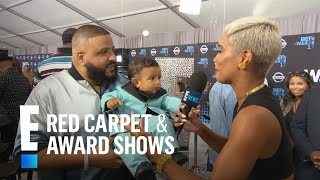 DJ Khaled Congratulates Beyonce & Jay Z on Their Twins | E! Live from the Red Carpet