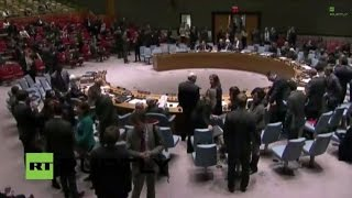 LIVE: UN Security Council discusses Ukraine(The Permanent Representative of the Russian Federation to the United Nations addresses the President of the Security Council in New York over the Ukrainian ..., 2015-02-17T21:54:17.000Z)