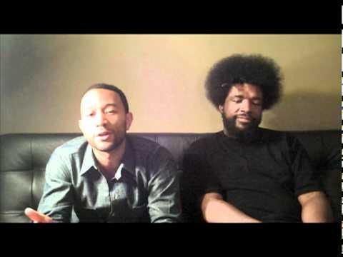 John Legend & Questlove Curate YouTube