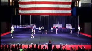 Green Bay Fusion All Stars  – Team Shine– Green Bay, Wi