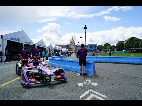 Formula E : Paris 2017