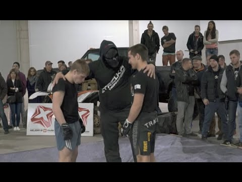Real Underground Russian Fight Club