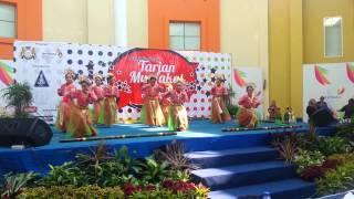 Pertandingan Tarian Muafakat Johor by SKIJ Convent