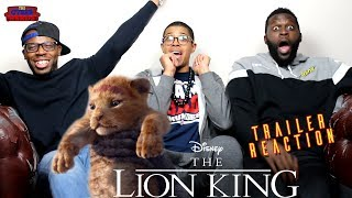 The Lion King Trailer Reaction