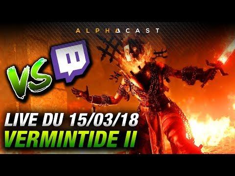 VOD ► Mage Flamboyant + Twitch Mode = Fail - Live du 15/03/2018