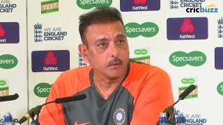 Rahane is one of our pillars and he'll continue being that - Ravi Shastri